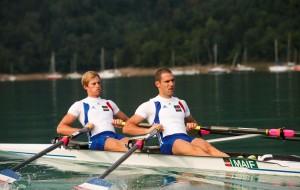 Résultat 1ère journée du Championnat du Monde d'aviron à Bled