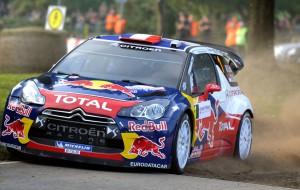 Rallye d'Alsace: coup dur pour Loeb