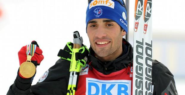 Martin Fourcade remporte le 20km d'Östersund