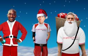 C'est déjà Noël sur Blogosports avec Le Sport est un Jeu ! [Concours]