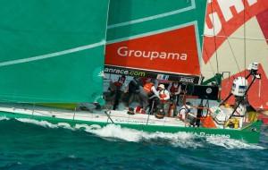 Gagnez des tenues Groupama in The Volvo Ocean Race by Slam