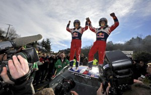 Les meilleures vidéos de Sébastien Loeb au Monte Carlo !