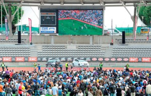 C'est parti pour le Kia Football Tour RMC!
