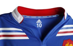 adidas de retour avec le XV de France !