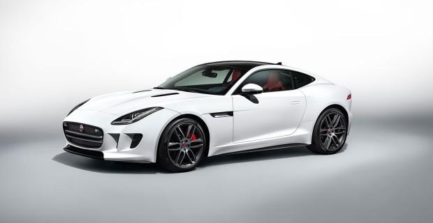 Jaguar F-Type R Polaris White