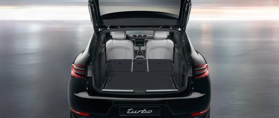 Coffre Porsche Macan