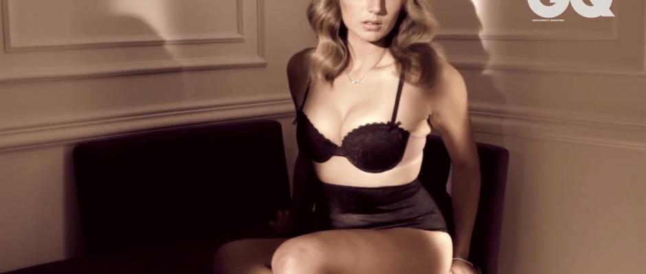 Maya Gabeira sexy pour GQ Brésil