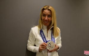 Interview Cécile Hernandez-Cervellon, médaillée d'argent en Snowboard Cross