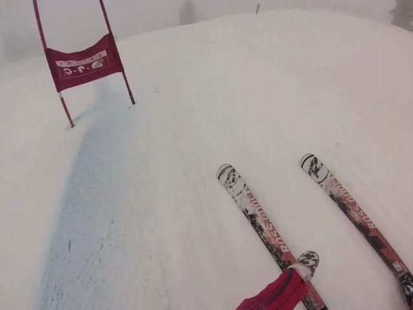 Marie Bochet - Slalom Géant - Sotchi 2014