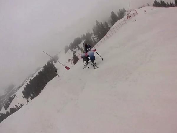 Marie Bochet Slalom Géant - Sotchi 2014