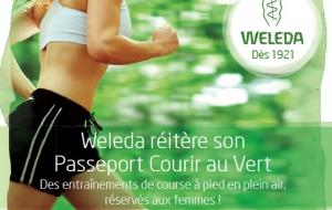 Le bien-être dans le sport par Weleda