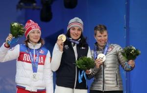Marie Bochet et Vincent Gauthier-Manuel, l'Or et le Bronze !!