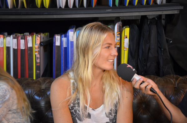 Stephanie Gilmore - Roxy Pro France 2014
