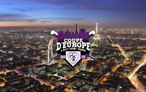 La Coupe d'Europe de Baseball s'installe à Paris !