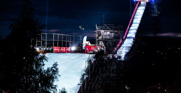 Sosh Big Air 2017, le retour de la méchante rampe !
