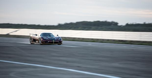 La Koenigsegg Agera RS explose le record du 0-400-0 !
